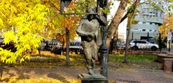 Памятник «Москва-Петушки»
