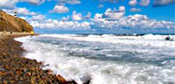 Пляж «Варваровская щель»