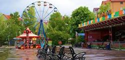 Детский парк в Саратове