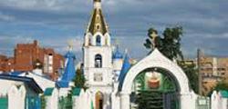 Покровский кафедральный собор в Самаре