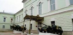 Музей воздушно-десантных войск в Рязани
