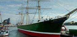 Корабль Rickmer Rickmers
