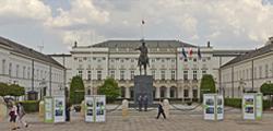 Президентский дворец Варшавы