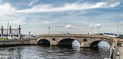 Прачечный мост в Санкт-Петербурге