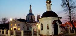Богоявленский собор в Орле