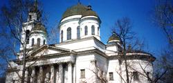 Ново-Тихвинский женский монастырь в Екатеринбурге