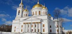 Александро-Невский собор в Екатеринбурге