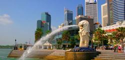 Парк Мерлиона в Сингапуре