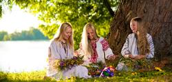 Праздник Ивана Купалы в Белоруссии